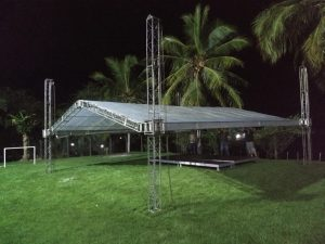 Área Coberta - Pavilhão (1)